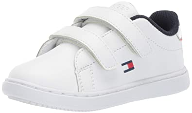 e9123b185 Image Unavailable. Image not available for. Color  Tommy Hilfiger Baby  Kids  Iconic Court ...