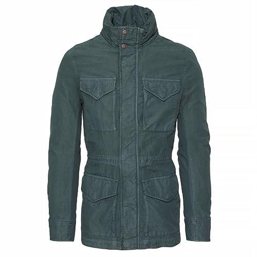 Timberland Garment Dye Chaqueta Para Hombre: Amazon.es ...