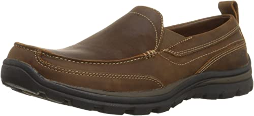 | Skechers Men's Relaxed Fit Memory Foam Superior