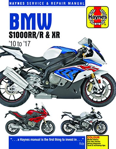 Bmw S1000 Rr - 1