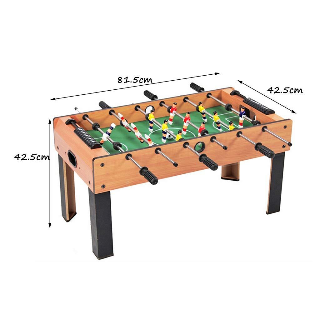Mesa de fútbol Juegos de tenis de mesa para niños Billar doble ...