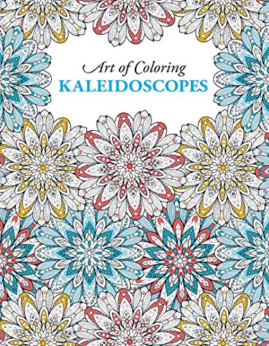 Art of Coloring Kaleidoscopes | Leisure Arts (6904)