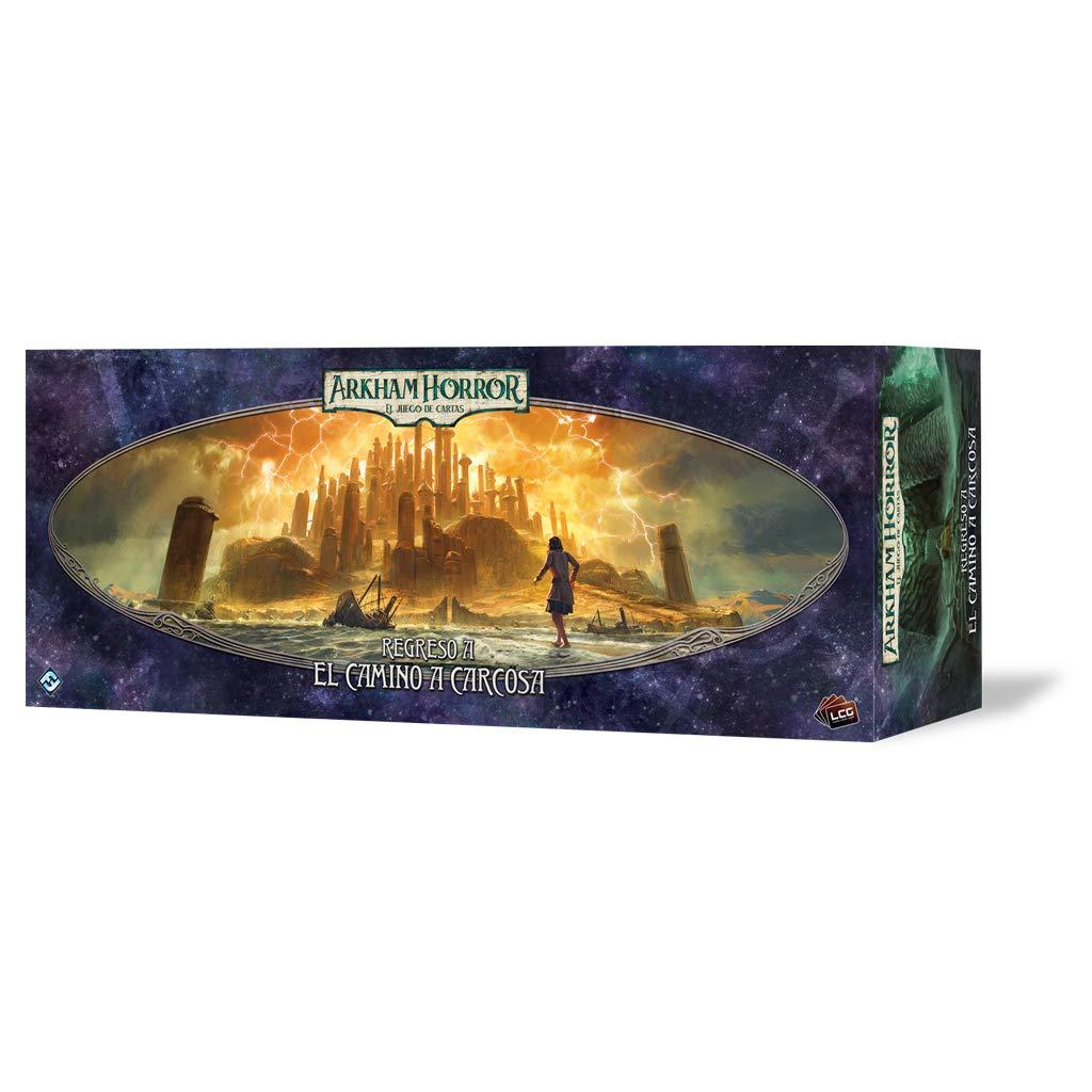 Amazon.com: Fantasy Flight Games- Arkham Horror LCG - Return ...