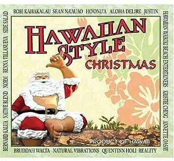 Various Artists - Hawaiian Style Christmas V.1 - Amazon.com Music
