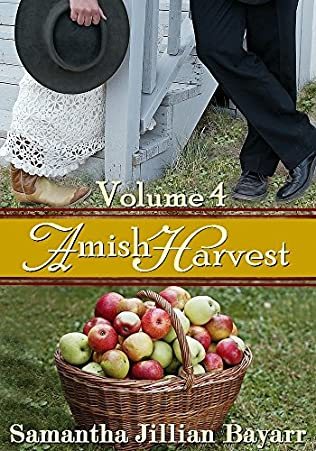 book cover of Amish Harvest : Volume Four