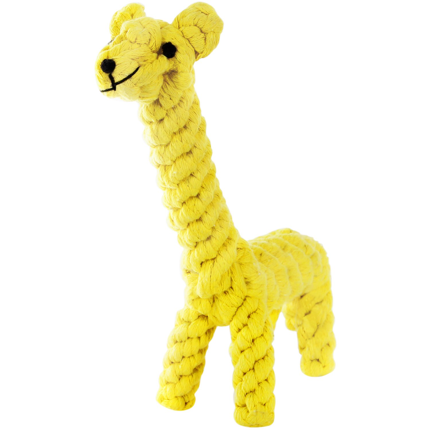 Lifewit Giraffe Puppy Chew Dog Toys Cotton Dental Teaser Rope Teeth Cleanning Toy