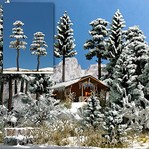 The 8 best ho scale trees snow