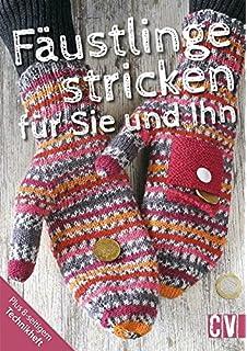 54aa4d259363b9 Handschuhe stricken: für grosse und kleine Hände: Amazon.de: Milla ...