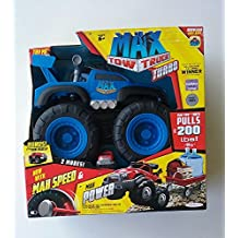 MAX Tow Truck Turbo, Blue