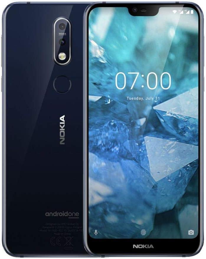 Nokia 7.1 (2018) - Smartphone (32 GB, Dual SIM, Android 8, con ...