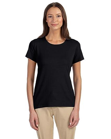 b1d7f4ca53a Devon   Jones womens Perfect Fit Shell T-Shirt (DP182W) at Amazon ...