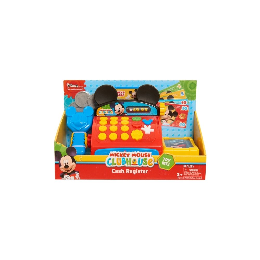 Disney Mickey Mouse Clubhouse Cash Register by Just Play