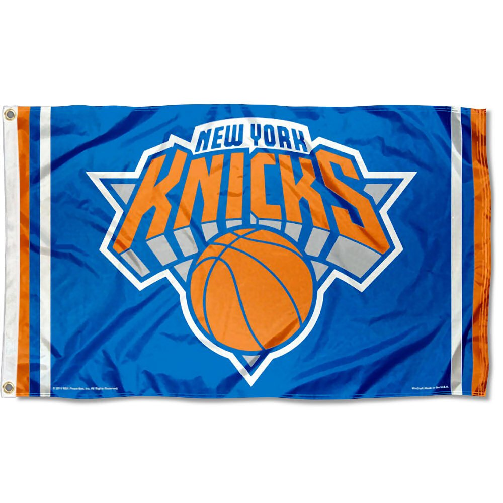 WinCraft NBA New York Knicks Flag 3x5 Banner