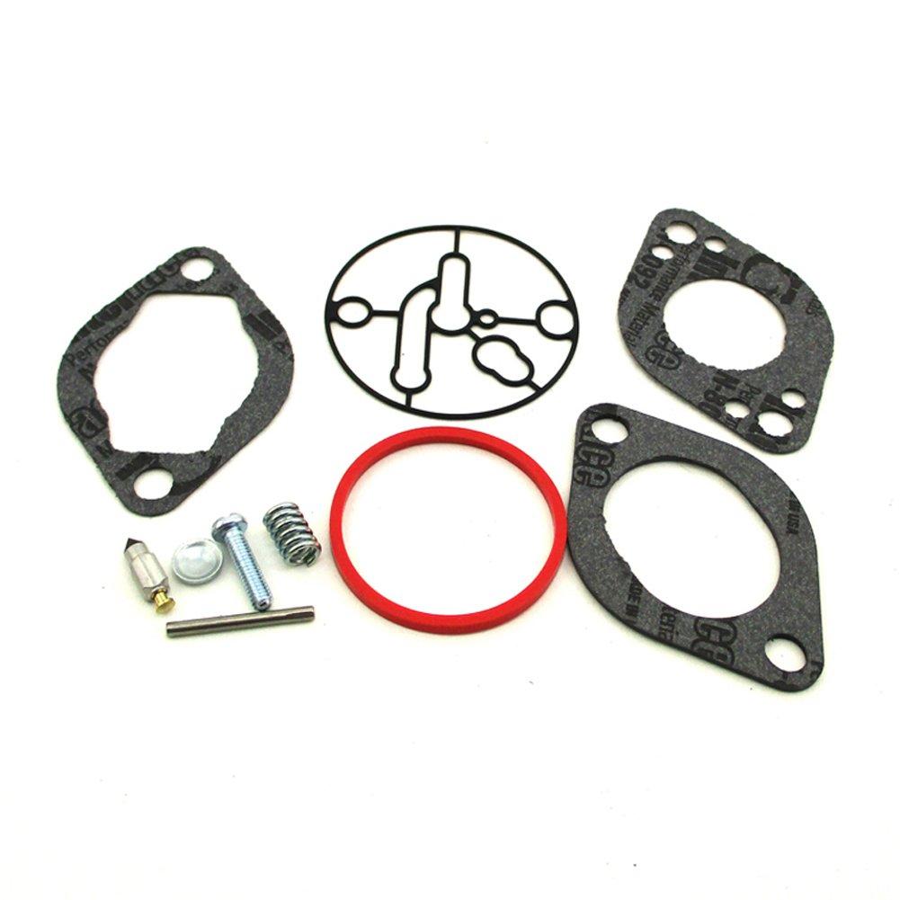 Race-Guy Carburetor Overhaul Kit For Briggs /& Stratton 696146 696147 20A400 206400 20D400