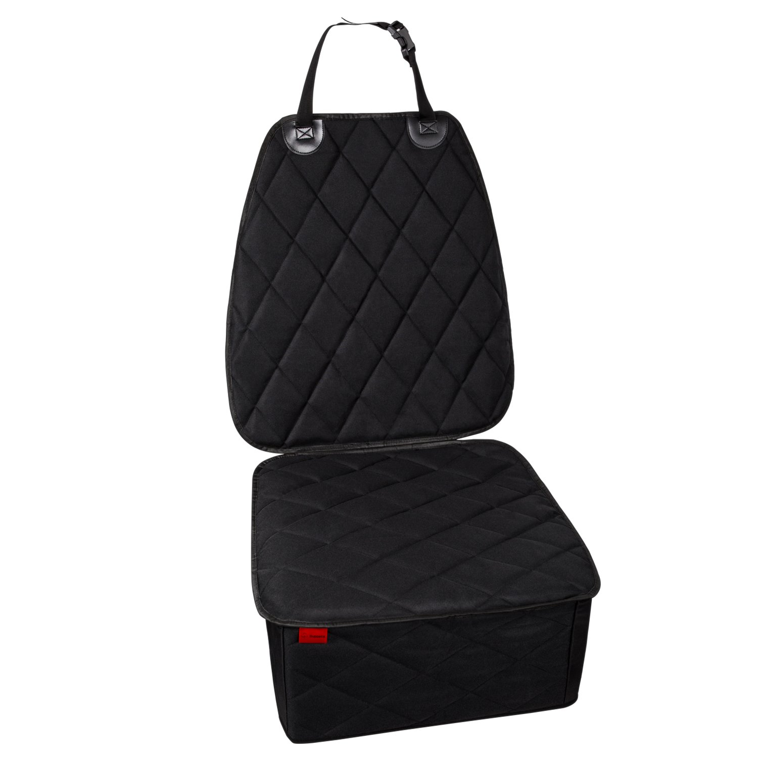 Pet Dog Car Front Seat Cover Protector, Waterproof Nonslip Front Seat Covers for Dog, Dog Seat Covers for Cars, Passenger Seat Cover, Anti Scratch Blanket Mat for Truck Cars SUV Seat, Machine Washable