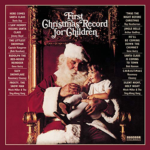 First Christmas Record for Children (Exp) (Christmas Raffi's Cd)