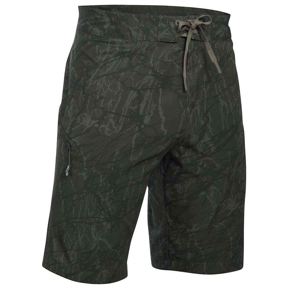 Under Armour Mens Stretch Printed Boardshorts Under Armour Apparel 1290503