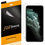 (6 Pack) Supershieldz for Apple iPhone 11 Pro, iPhone Xs and iPhone X (5.8 inch) Screen Protector, High Definition Clear…