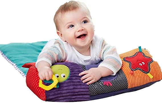Chicco Boppy Tummy Time Pillow: Amazon