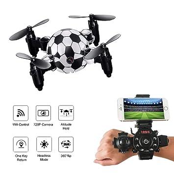 SANROCK Mini Drohne für Kinder und Anfänger GD65A RC Drone Quadrocopter mit H Ferngesteuertes