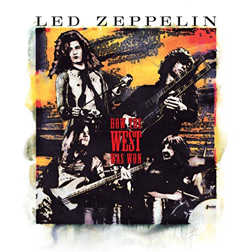 Led Zeppelin - How The West Was Won (With LP, With DVD, 8PC)