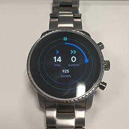 Fossil Smartwatch FTW4012: Amazon.es: Relojes