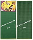 Two Sided Block Building Mat -Single by Nilo [Toy]