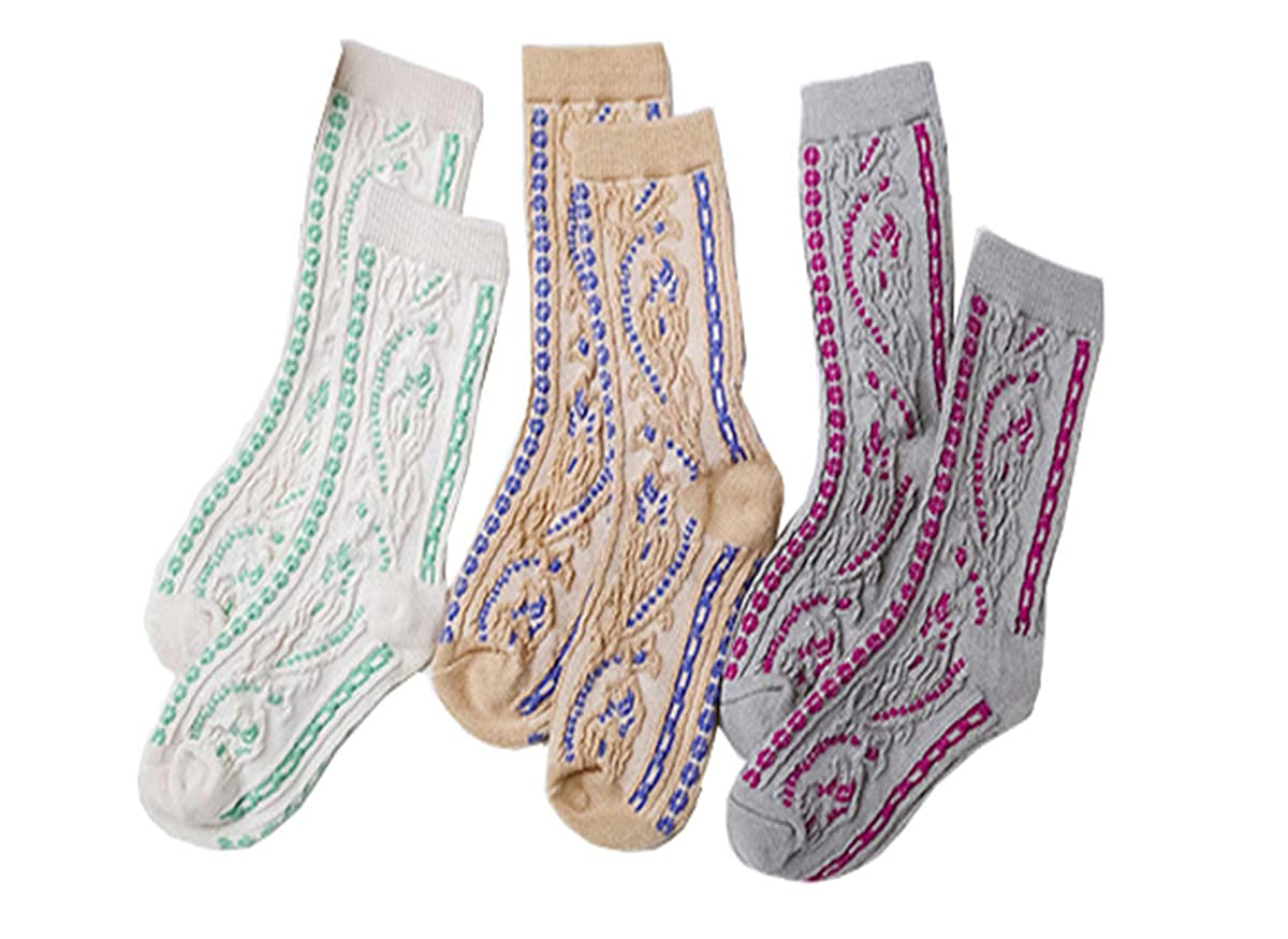 New Autumn Double Needle Socks Worn By Children Boys and Girls Ages 1 to 8