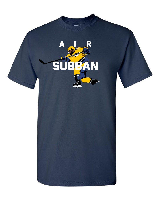 The Silo Navy Nashville P K Air Subban Shirts