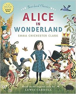 Image result for alice in wonderland emma chichester clark