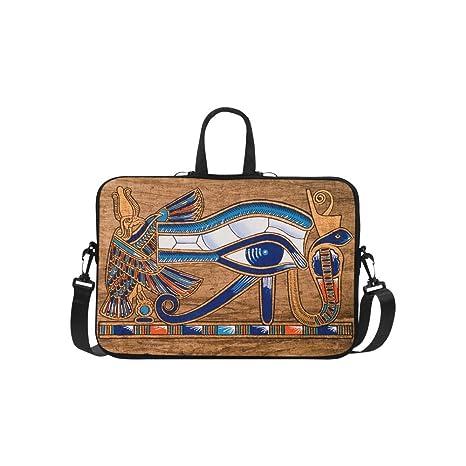 Amazon Com Interestprint Egyptian Egypt Laptop Sleeve Case Bag