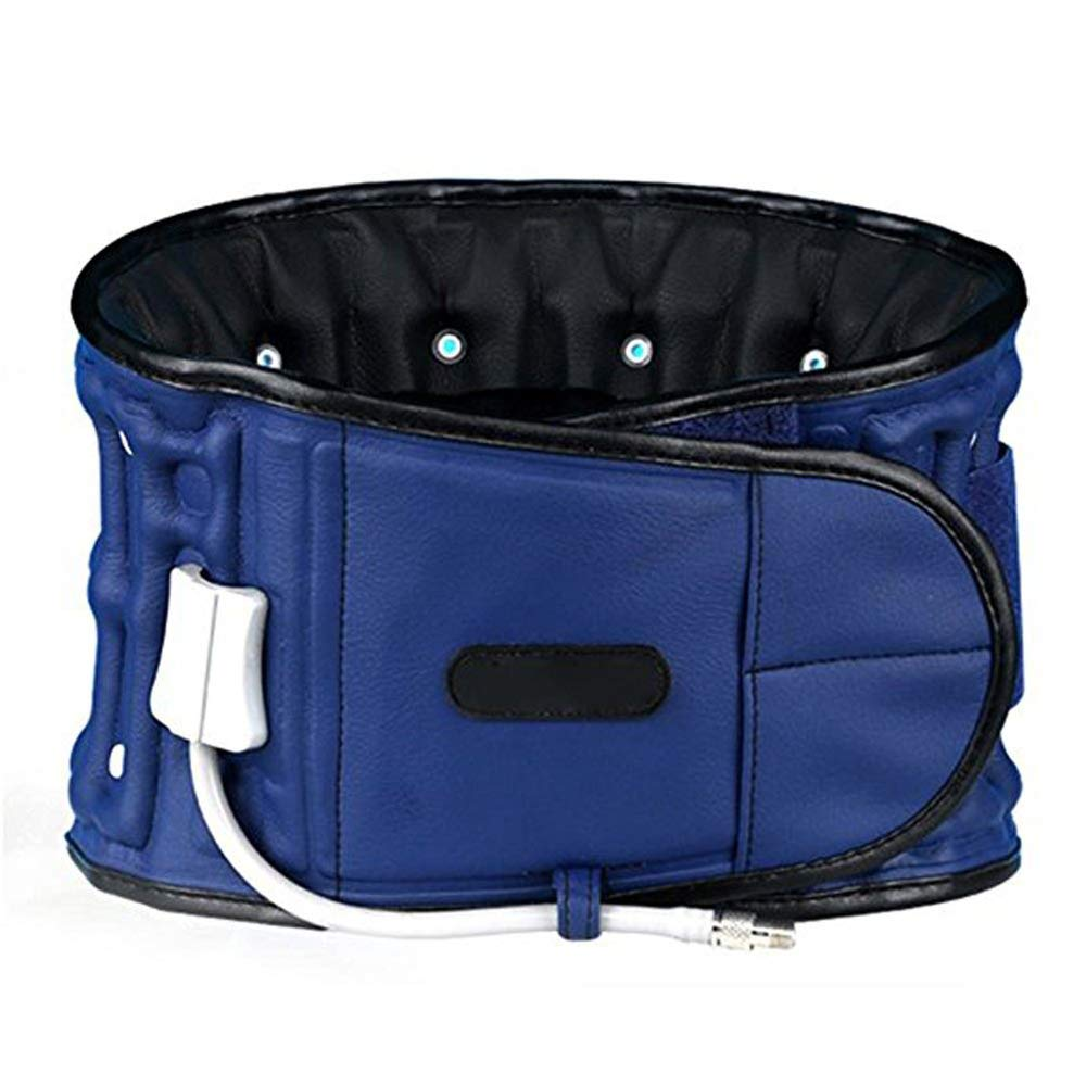 JUZZQ Inflatable Waist Fixed Belt,Health Care Protect The Waist - Back Support Lower Back Brace Provides Back Pain Relief