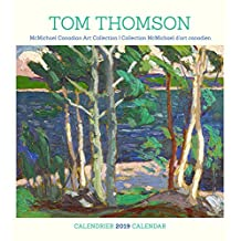Tom Thomson 2019 Calendar (English and French Edition)