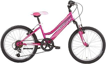 ESCAPE - Bicicleta de montaña para niña de 20 pulgadas, 7/9 años ...