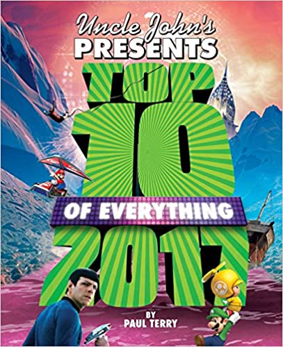 Uncle Johns Presents Top 10 of Everything 2017