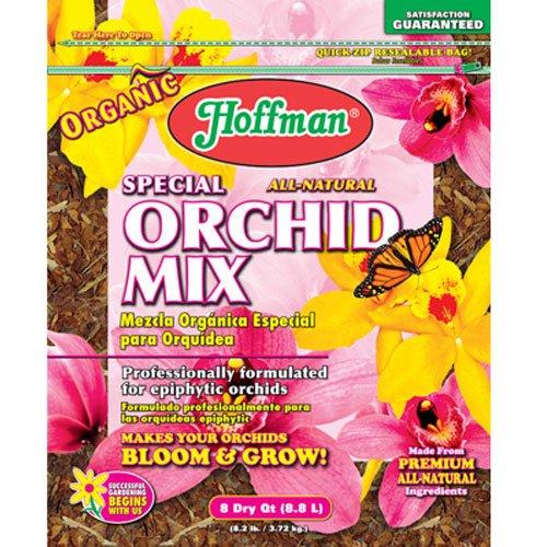 Hoffman 10808 Organic Special Orchid Mix, 8 Quarts 8 Quart Orchid Mix