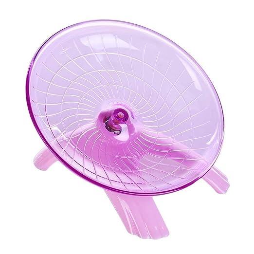 XinC Disco de Mascota Rueda de Deportes Hamster Flying Saucer ...