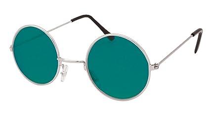 c4cec2c8620 Amazon.com  Bristol Novelty BA1048 John Lennon Glasses Green Lens ...