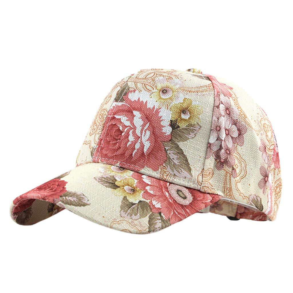 3da17df37 Amazon.com: Hat Sun Hats for Women Men Beach Hat,Unisex Cotton ...