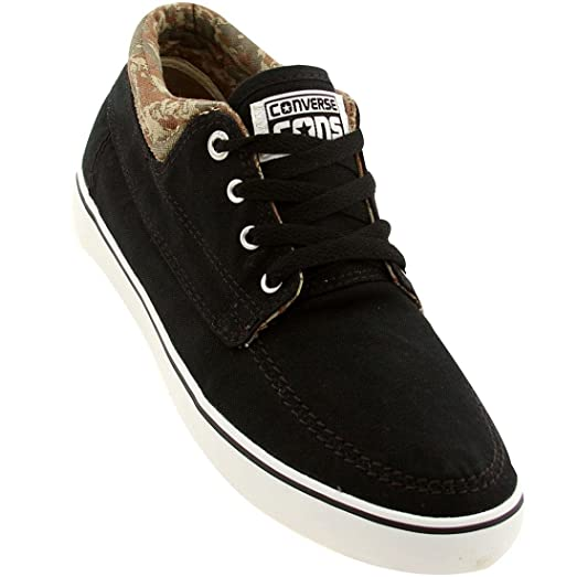 Converse Men Seastar LS Mid (black / multi)