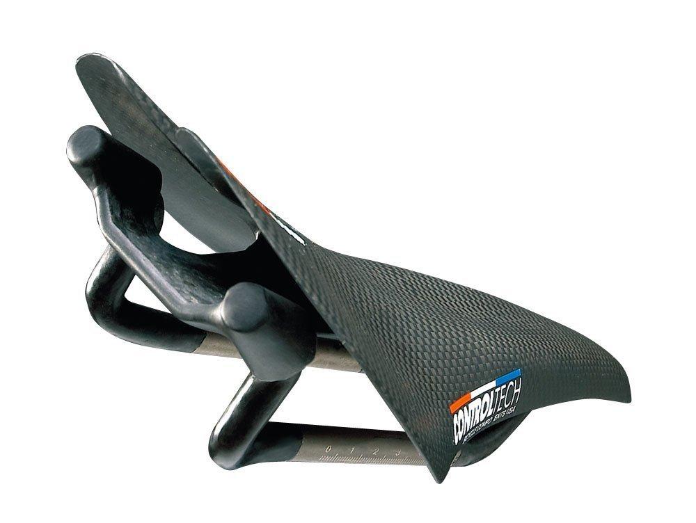 Control Tech Carbon Comp Bike Saddle Black [並行輸入品] B075K7ZJTW