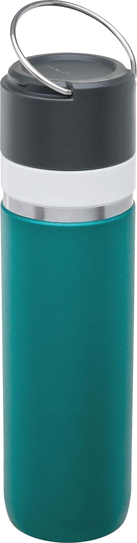 Doppelwandig Stanley GO Ceramivac Vakuum-Thermoflasche mit Keramikbeschichtung Auslaufsicher