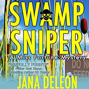 Swamp Sniper Audiobook