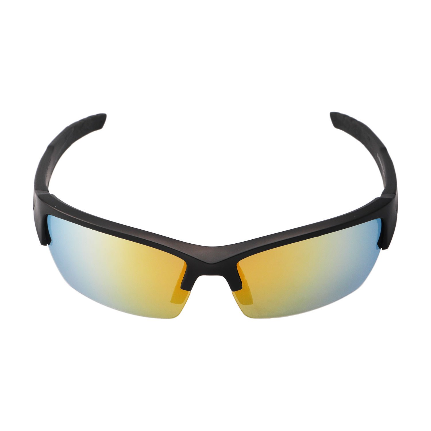 cf2332097a66 Walleva Replacement Lenses for Wiley X Valor Sunglasses - Multiple Options  Available (24K Gold - Polarized) at Amazon Men's Clothing store: