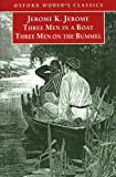Three Men in a Boat and Three Men on the Bummel, Jerome K. Jerome, 0192880330