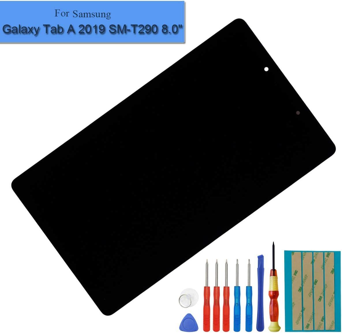 Pantalla LCD para Samsung Galaxy Tab A 8.0 2019 -Negra