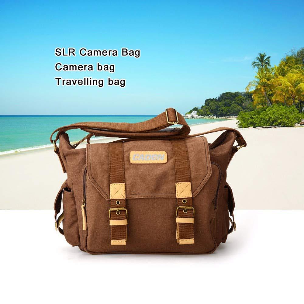 Backpack Photography Hot Premium Vintage Waterproof Photography Canvas Bag CZJJ