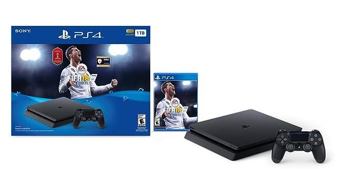 7954f19528424 Consola PlayStation 4 Slim