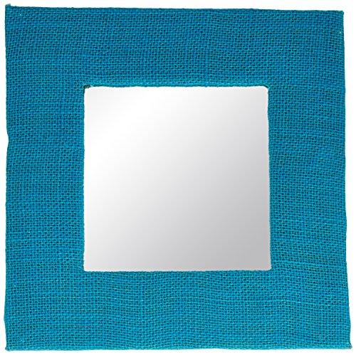 SouvNear Espejo–Azul–8.9' Espejo para Pared Sala de Estar Decor–Cuarto de baño montado en la Pared Espejo...
