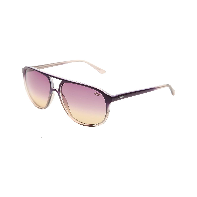 Gafas de sol Lozza SL1872 580N76 W rosa UV 2 - unisexo - TU ...